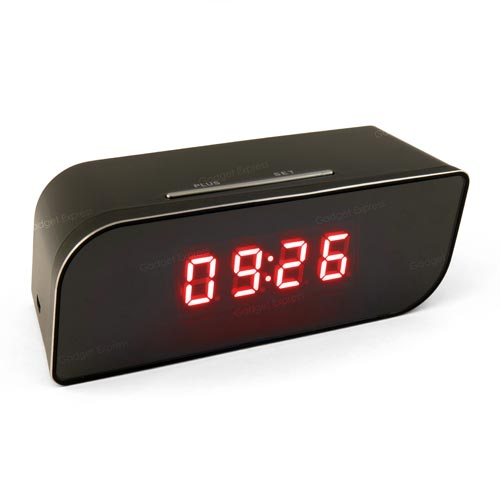 DVR Spy Clock XWSC-9